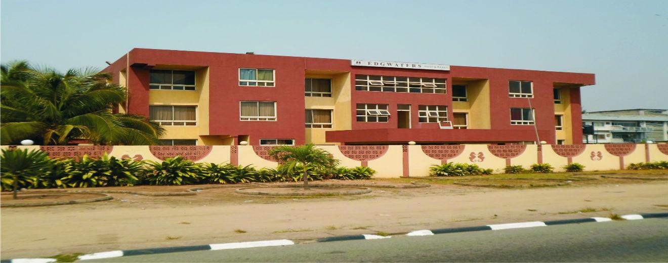 Hotel at Ahmadu Bello, Victoria Island, Lagos